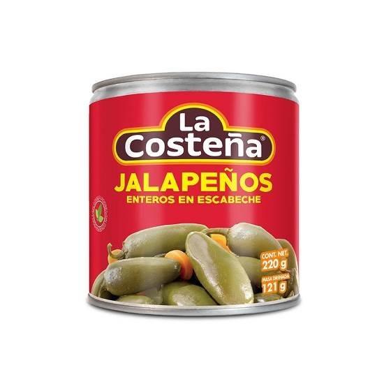 JALAPEÑOS NACHOS ENTEROS...