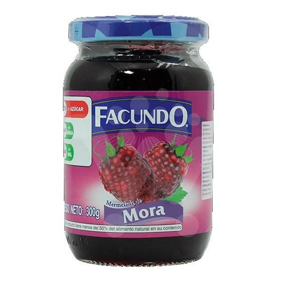 MERMELADA DE MORA FACUNDO
