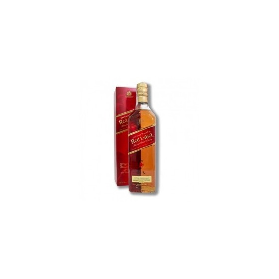 WHISKY J. WALKER RED