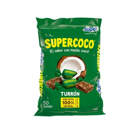 SUPER COCO TURRON