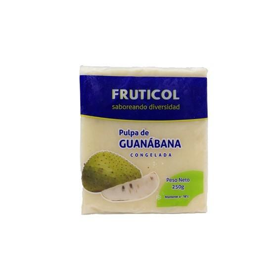 PULPA DE GUANABANA FRUTICOL