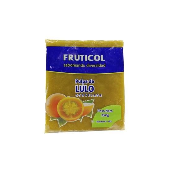 PULPA DE LULO FRUTICOL