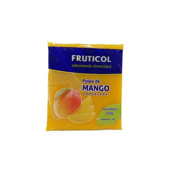 PULPA DE MANGO FRUTICOL