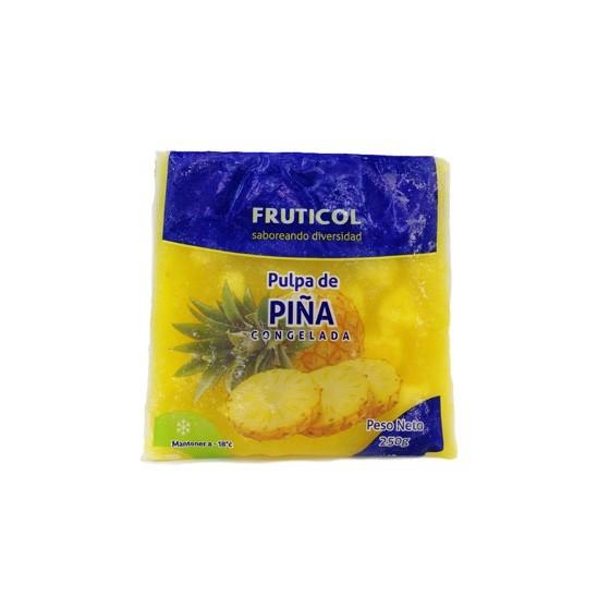 PULPA DE PIÑA FRUTICOL