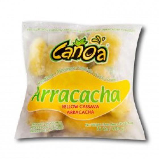 ARRACACHA CONGELADA