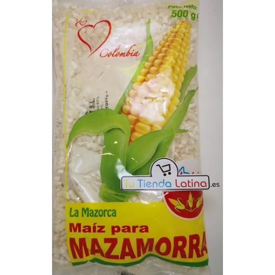 MAZAMORRA BLANCA