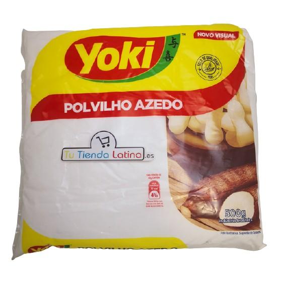 POLVIHO AZEDO ALMIDON AGRIO...