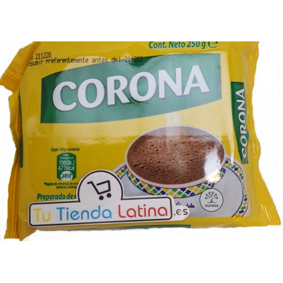 CHOCOLATE CORONA