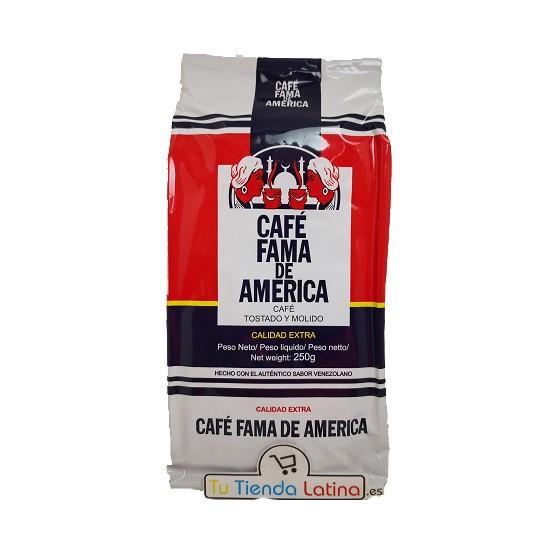 CAFE FAMA DE AMERICA