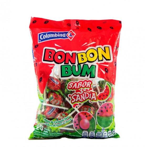 BONBONBUM PAQUETE SANDIA